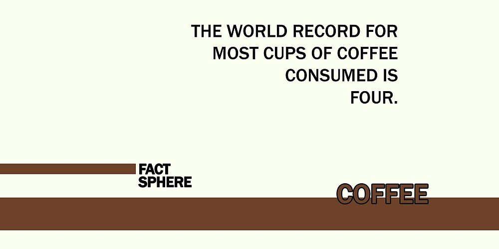 COFFEE. by FactSphere