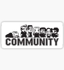 Community Pals Sticker