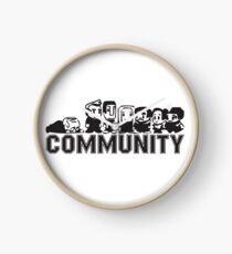 Community Pals Clock