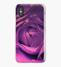 Moonlit Romance iPhone Case