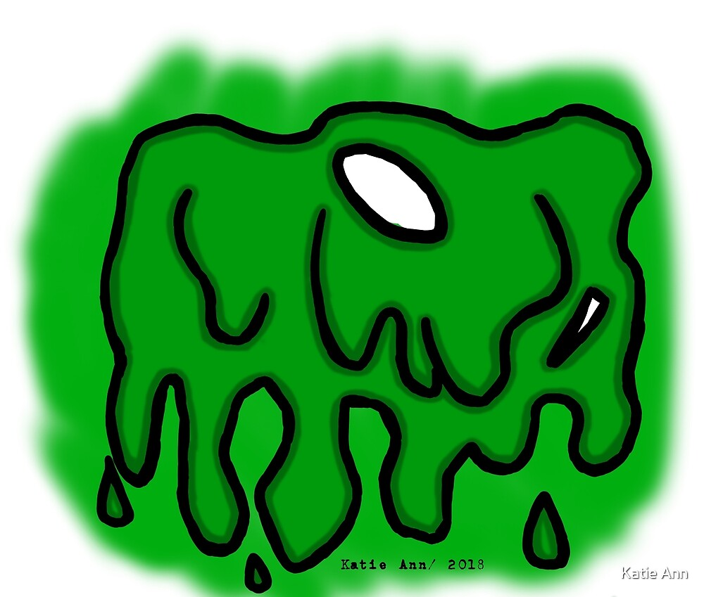Slime Blob by FangirlNirvana