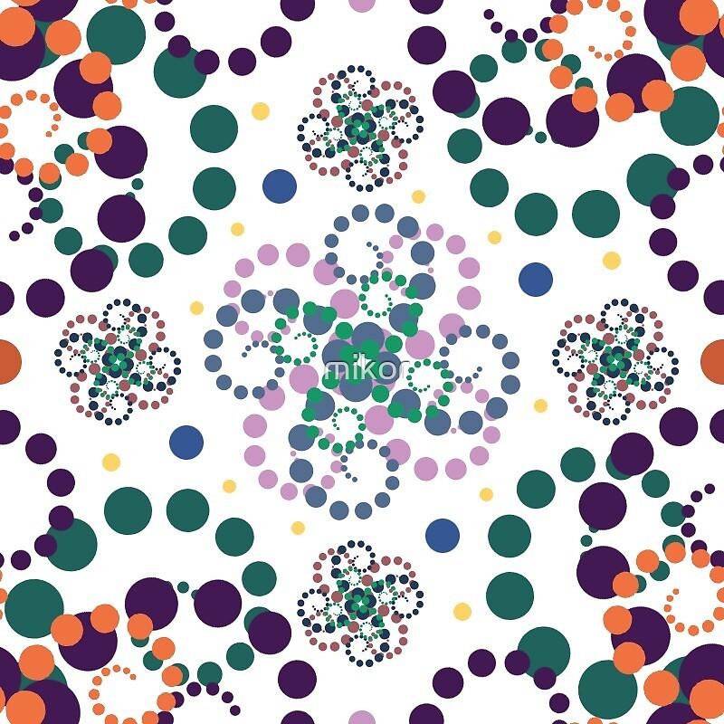 Spiral Pattern 02 by mikor