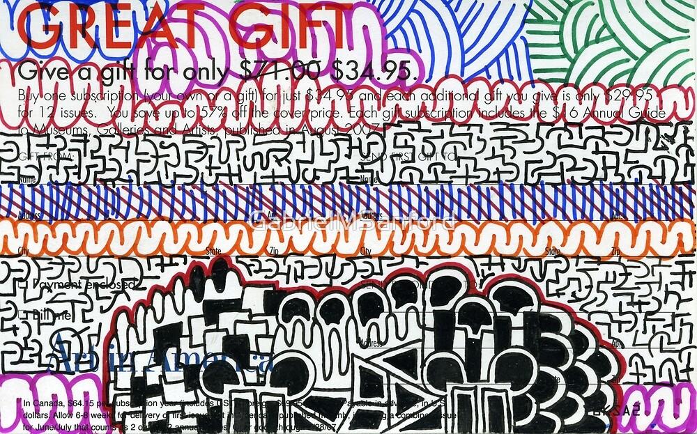 subscription card art #227 by GabrielMSanford
