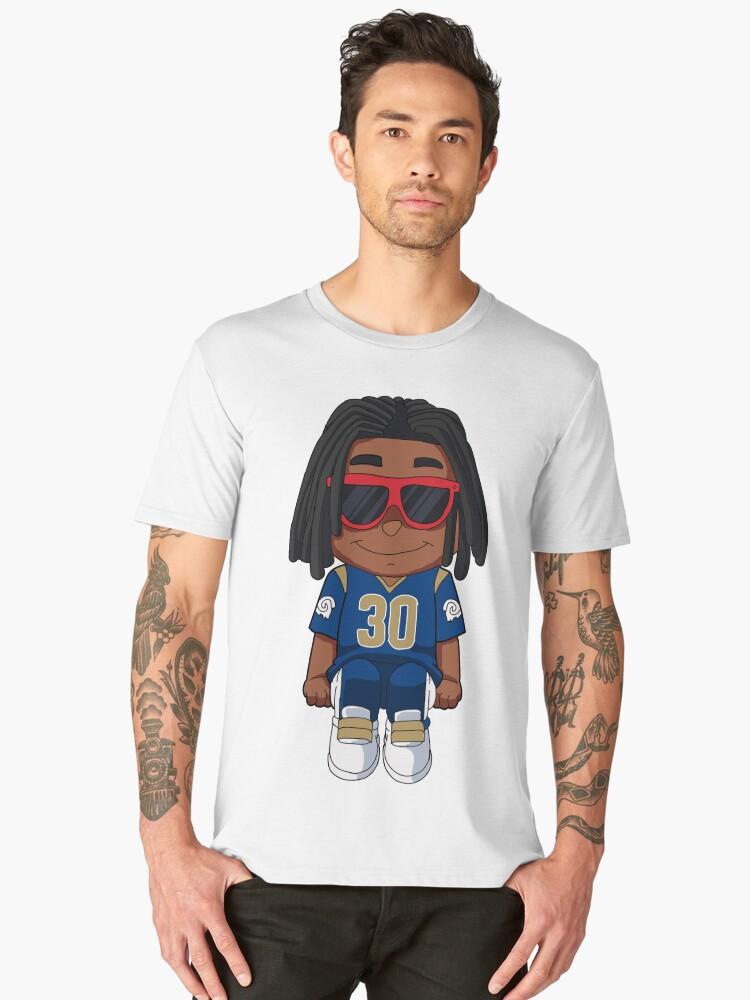 Todd Gurely Cartoon Men's Premium T-Shirt Front