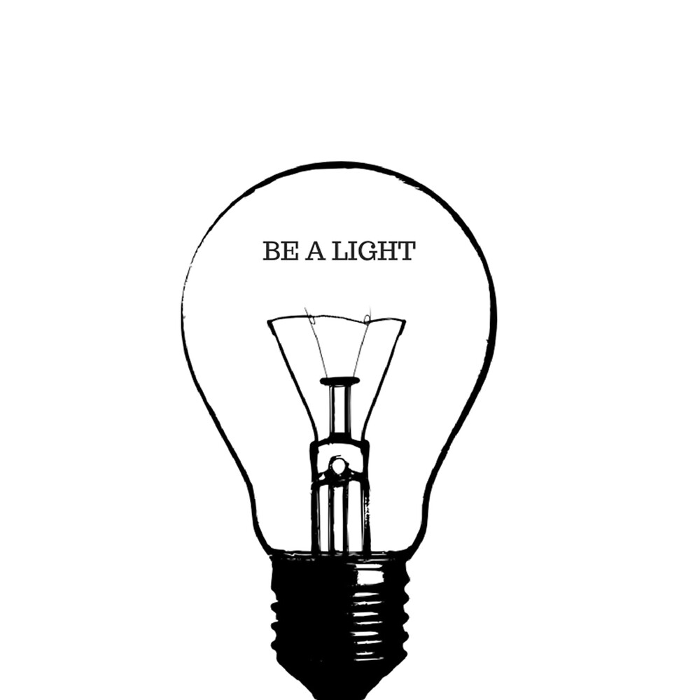 Be a Light Large Items  by AudreyJohnson96