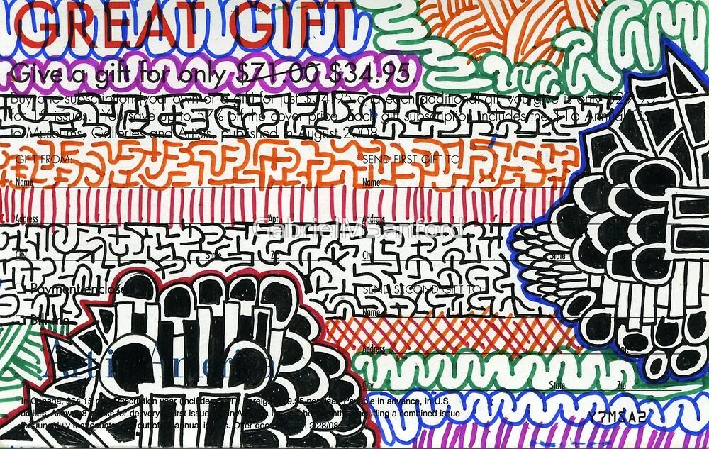subscription card art #226 by GabrielMSanford