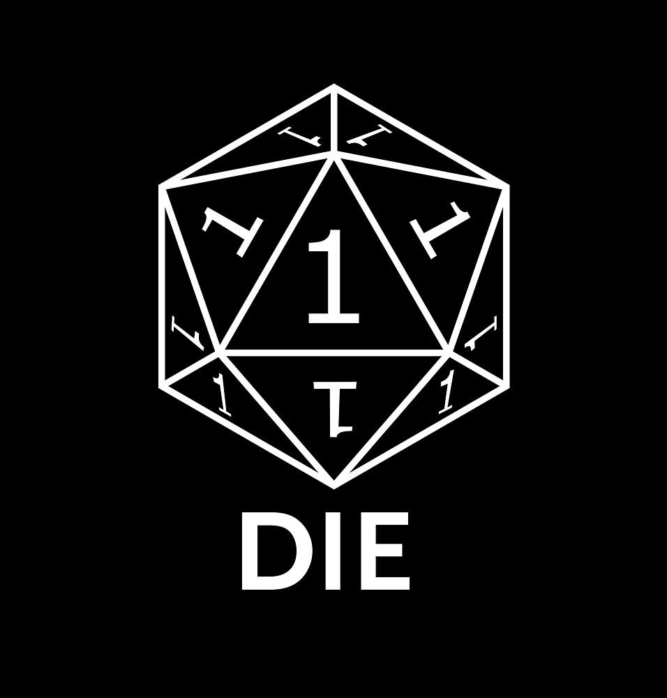 20 Sided Die by Orain