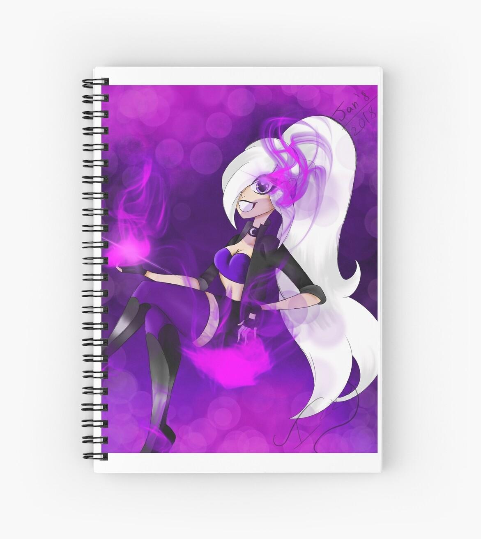 Luna-demon-OC by izzystar2194