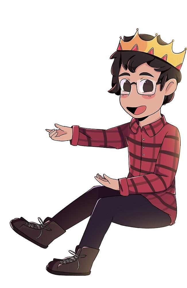 King Of Trash by KingOfTheTrash