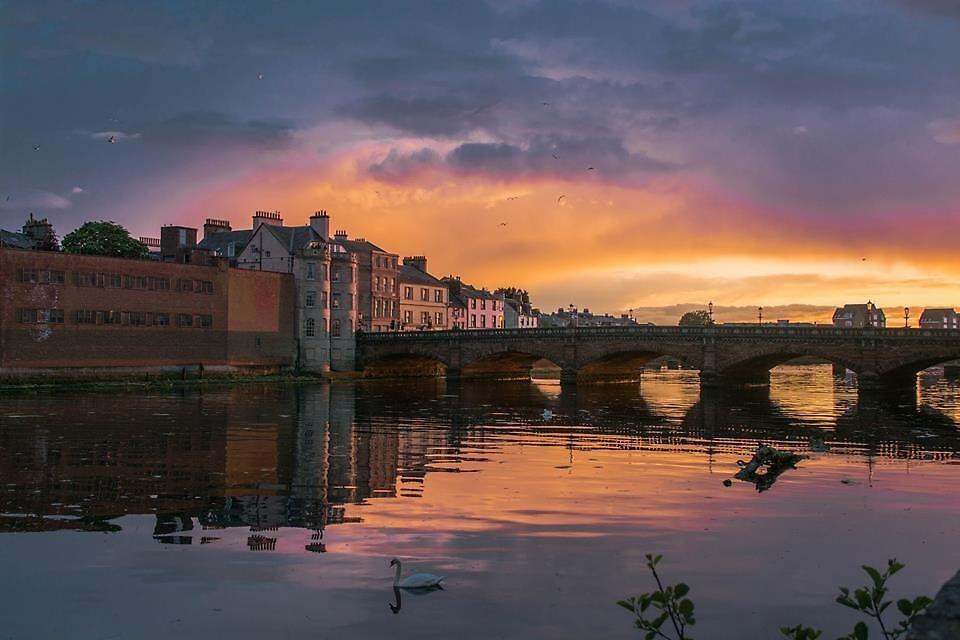 Ayr Sunset by PhotosMundito