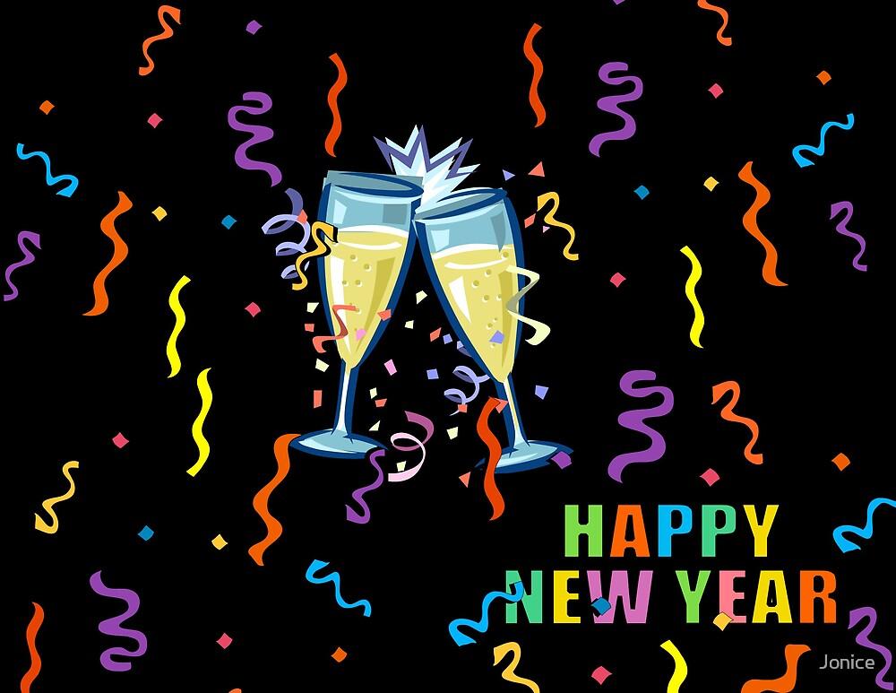Happy New Years Everyone!! by Jonice