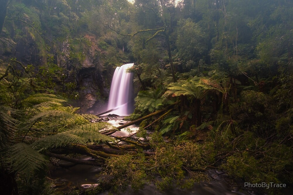 Mistified Falls by PhotoByTrace