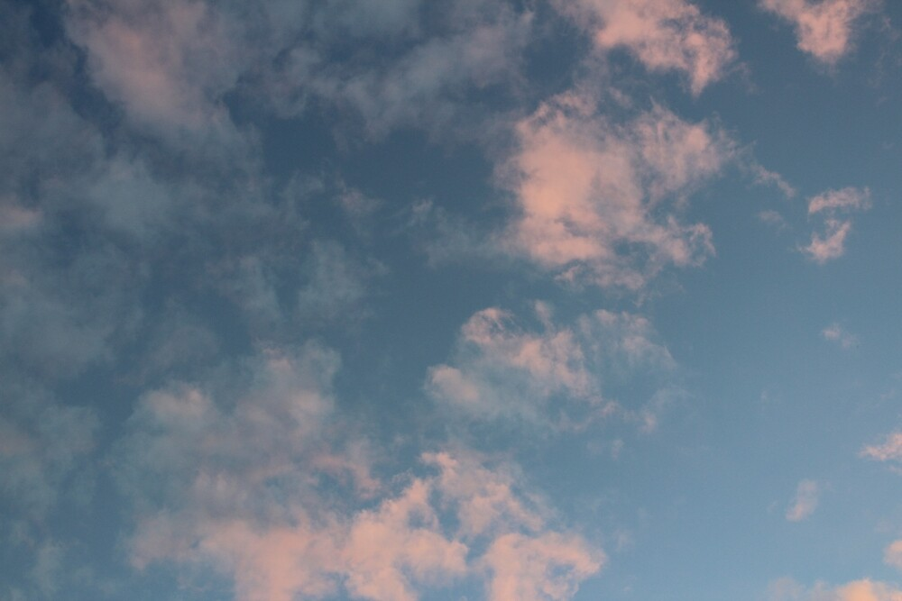 pink clouds by Centuries
