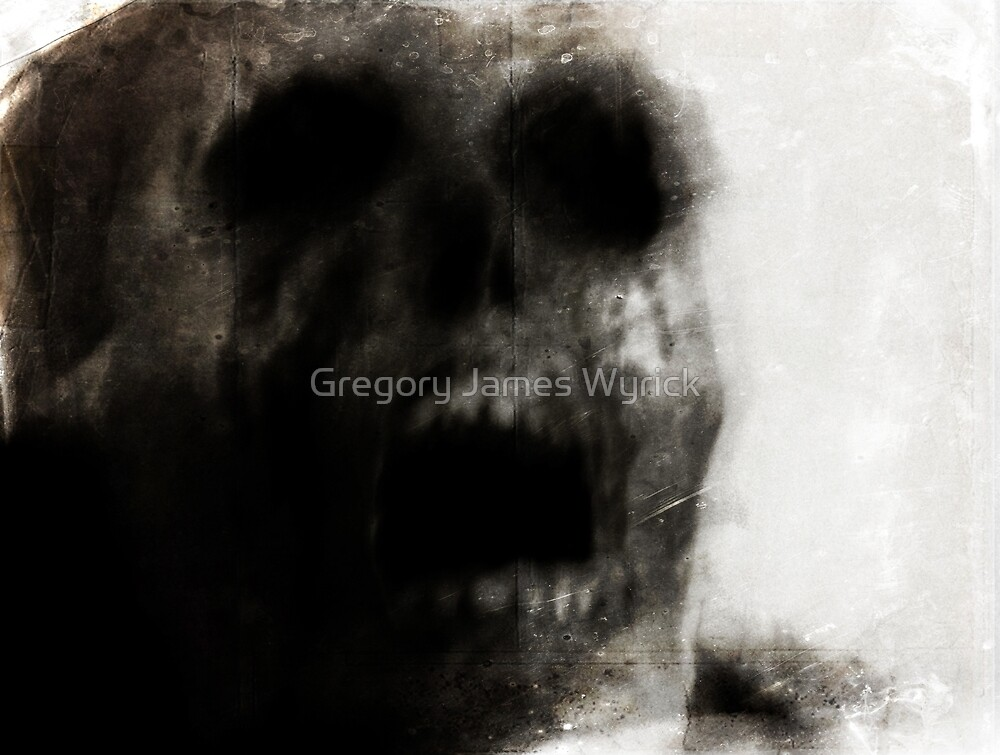 Scream by Gregory James Wyrick