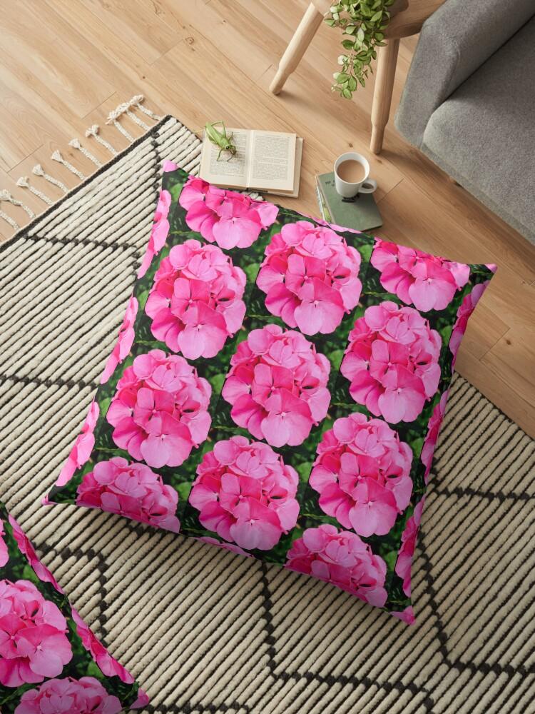 Pink Hydrangea by BindysBags