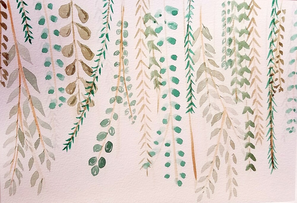 greenery by Adebaun