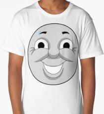 James (cheeky face) Long T-Shirt