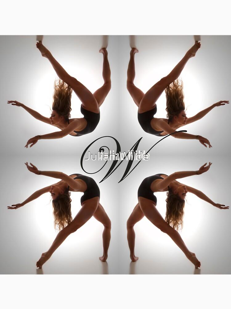 Julian Wilde Dance logo by julianwilde