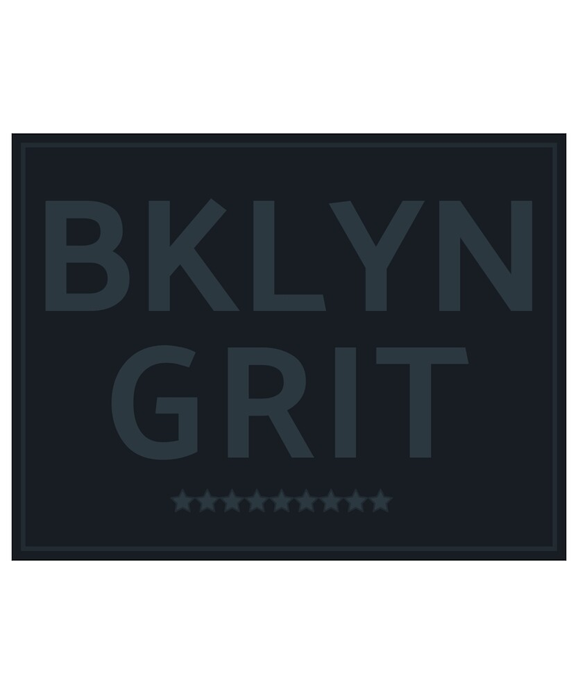 BKLYN GRIT by mercarta
