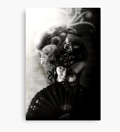 Duality Canvas Print