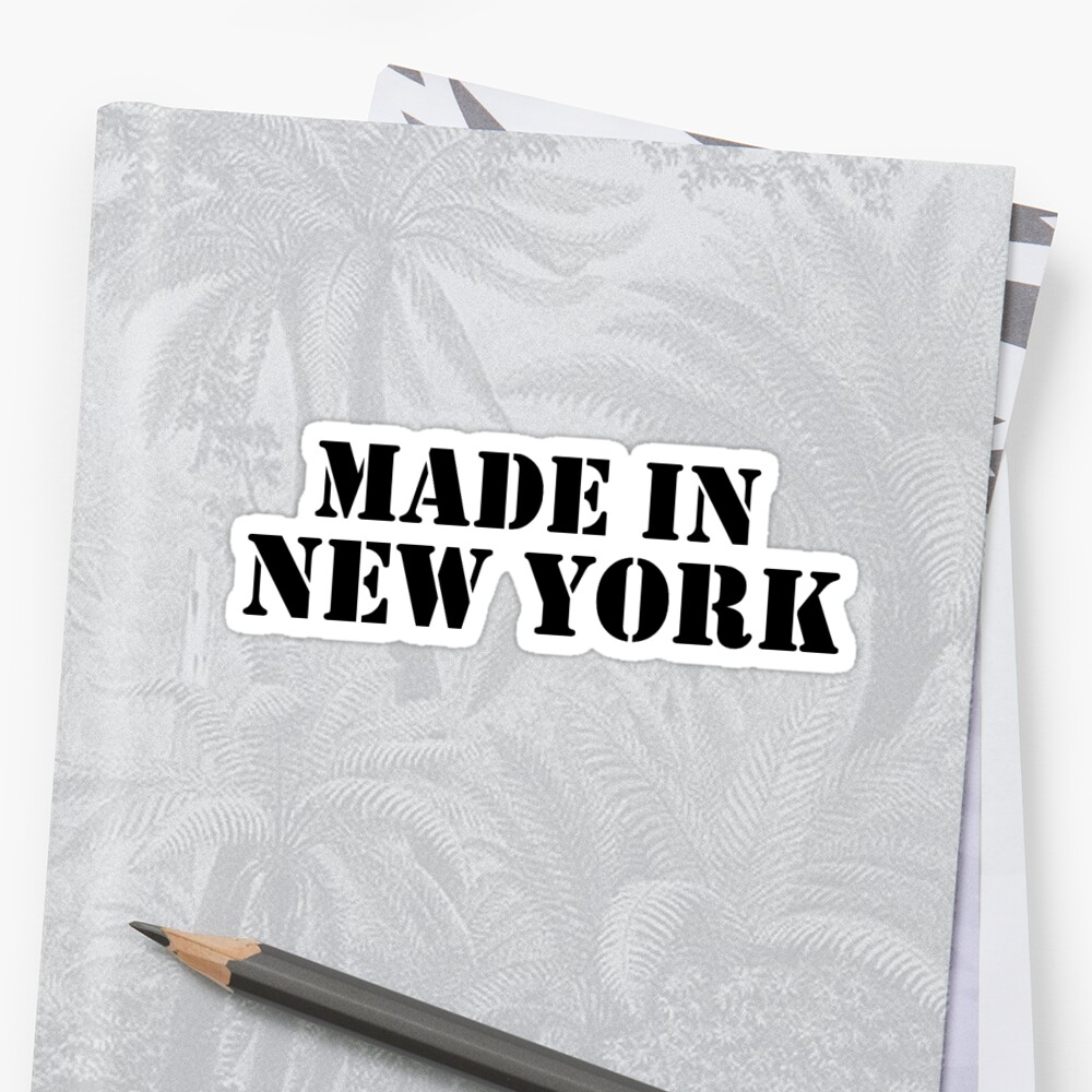 Made in New York by adigiuseppe