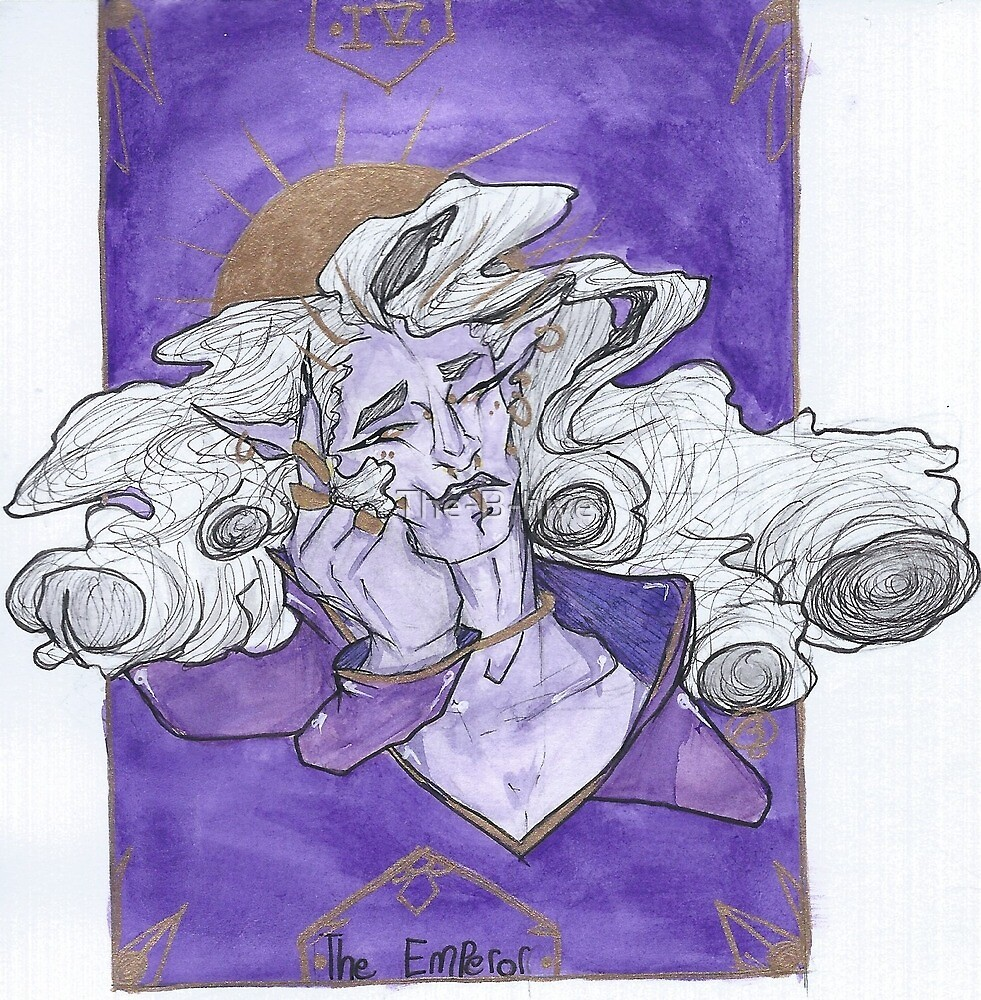Lotor - Emperor Pro Tem by The-B-hive