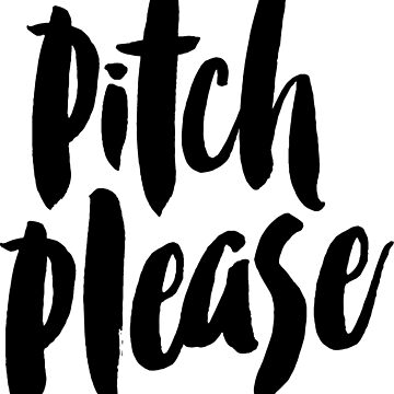 Pitch Please apparel by amomslife