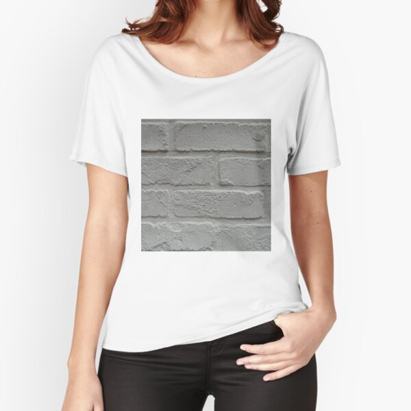 Anitque, White Relaxed Fit T-Shirt