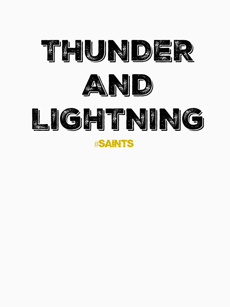 Thunder and Lightning by nyah14