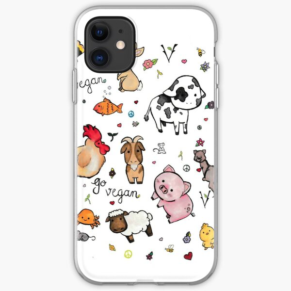 5 A Day Fruit & Vegetables iPhone 11 case