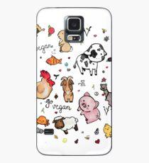 Funda/vinilo para Samsung Galaxy Patrón vegano