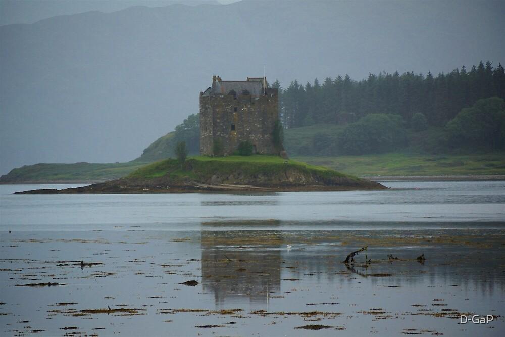 Loch Linnhe by D-GaP