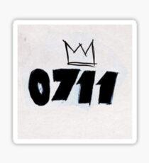 0711 Stuttgart Sticker