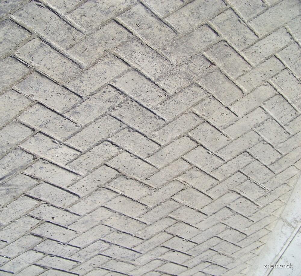 Bricks, background, patterns, grey, gray, cement, concrete, textures by znamenski