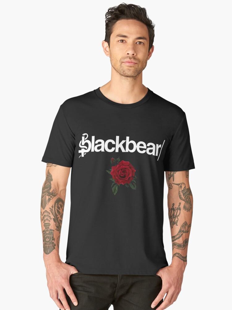 blackbear Men's Premium T-Shirt Front