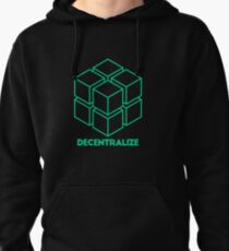 Decentralize - Bitcoin Pullover Hoodie