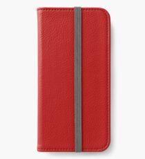 Spider - Black Widow iPhone Wallet/Case/Skin