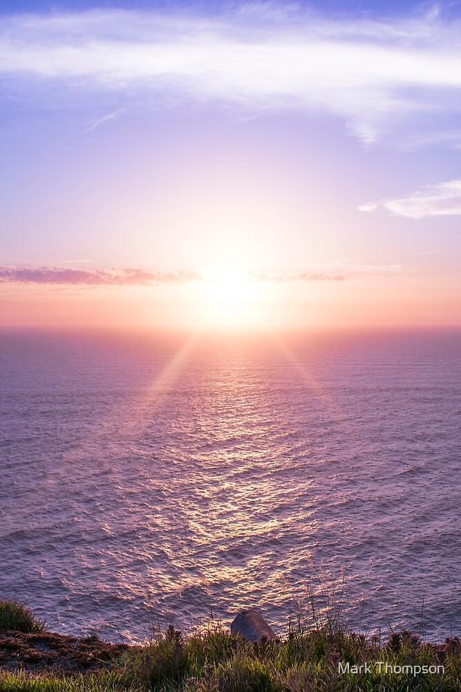 Byron Bay Sunrise by Mark Thompson