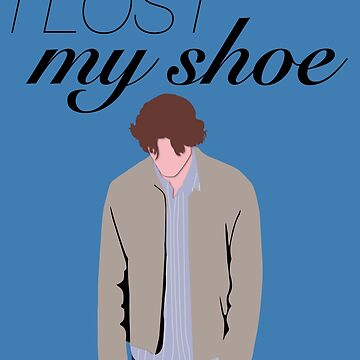 I Lost My Shoe  by OutlineArt