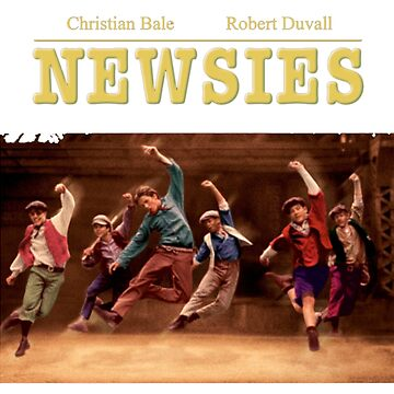newsies by hopolic