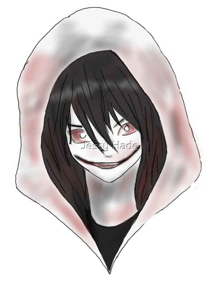 jeff the killer by SnowJade
