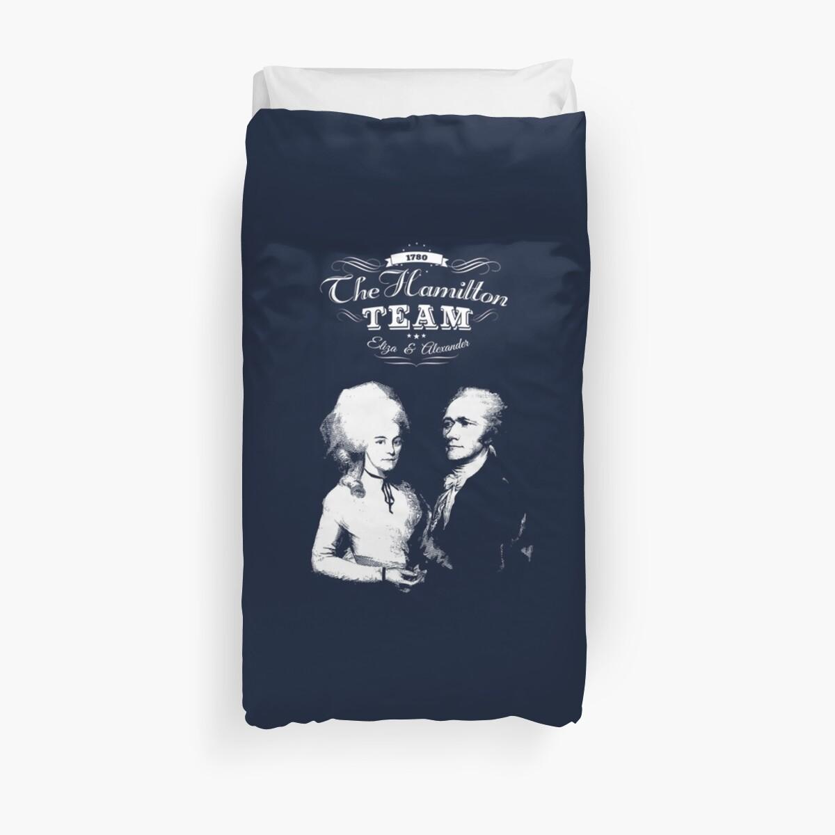 Alexander Hamilton And Eliza. History Gifts. by STYLESYNDIKAT