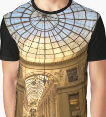 Hidden Arcades of Paris Graphic T-Shirt