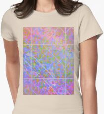 Colorful Marble Texture T-Shirt