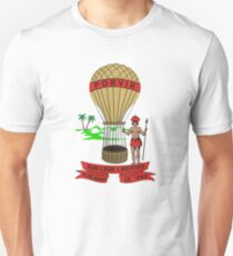 Coat of Arms of Brazilian State of Sergipe Unisex T-Shirt