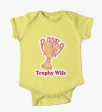 FUTURE TROPHY WIFE Kids Clothes