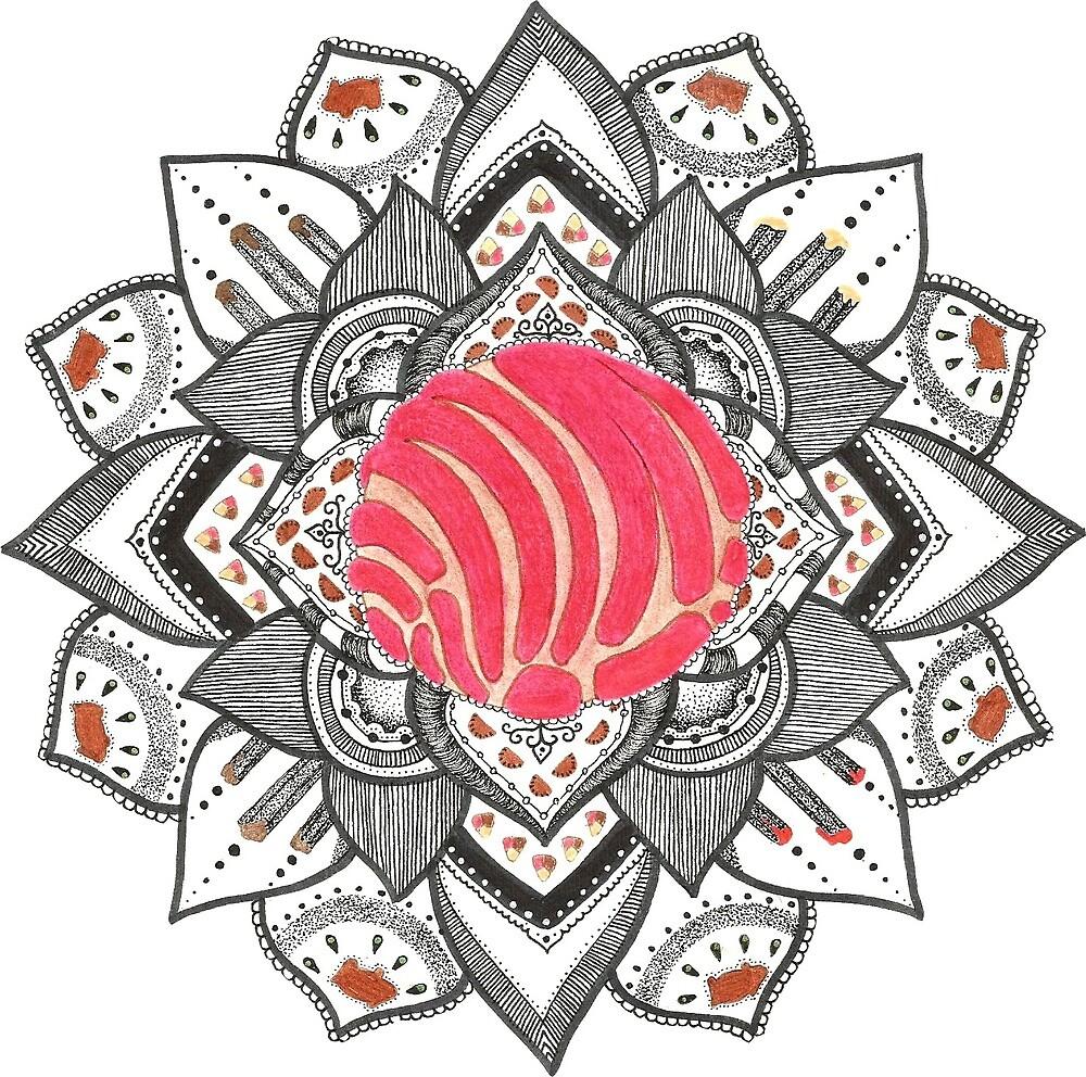 Concha Mandala by jetsmokeee