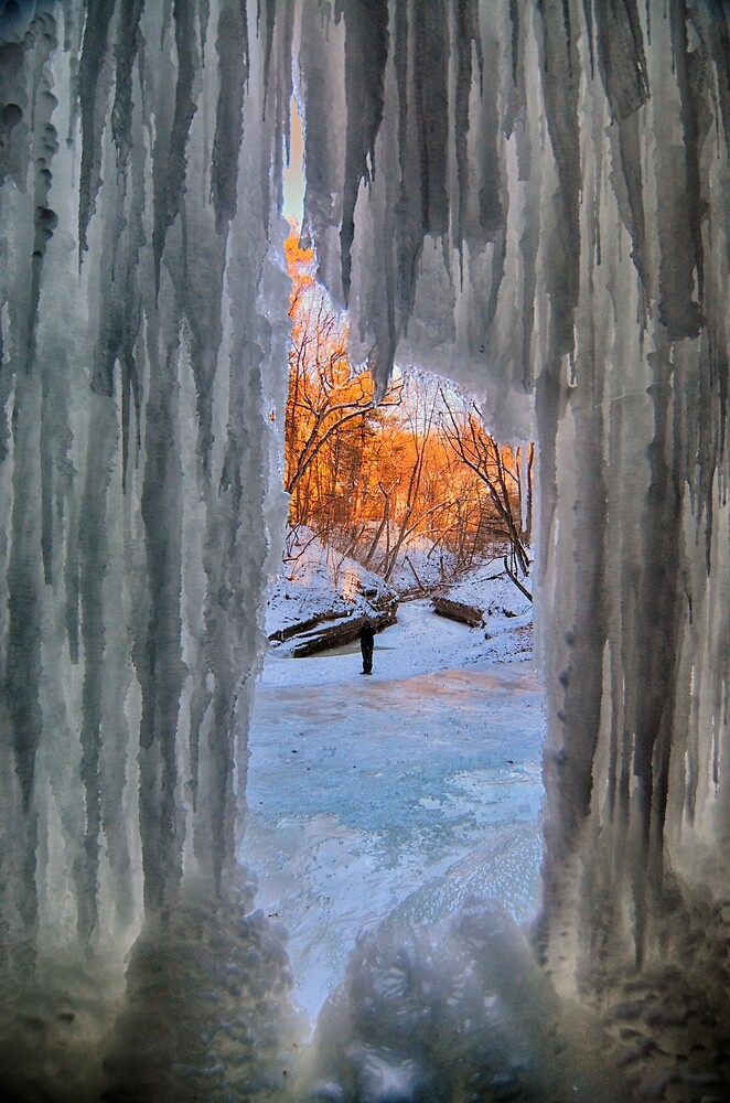 Through the Ice Window by kendoman26
