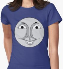 Gordon (happy face) Women's Fitted T-Shirt