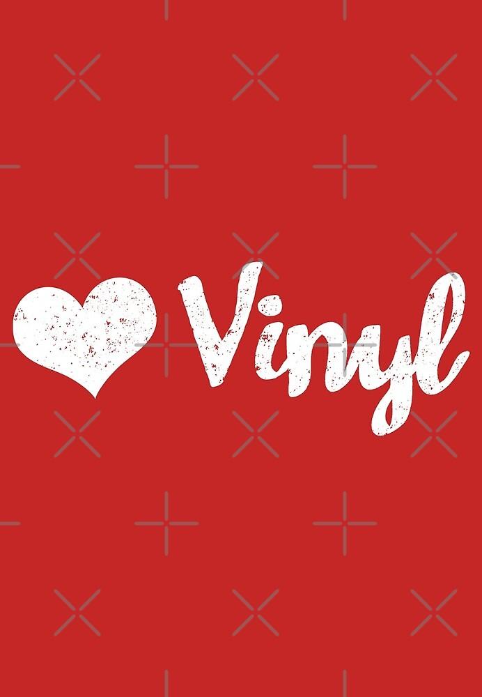 Love Vinyl by BeArts